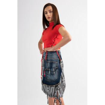 Jeans pásek