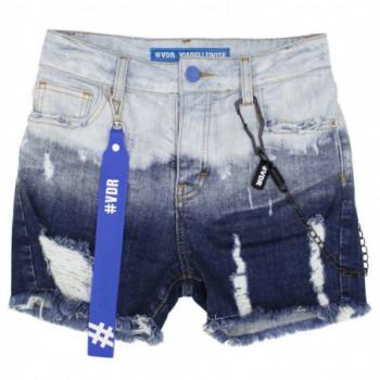 Jeansové kraťasy