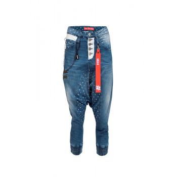 Jeans kalhoty