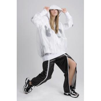 Sportovní šusťákové kalhoty...
