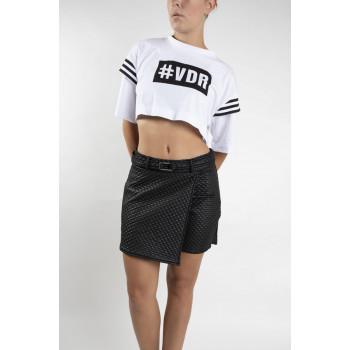 Krátké šortky imitace sukně...