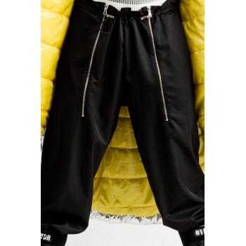 Sportovní kalhoty se zipem...